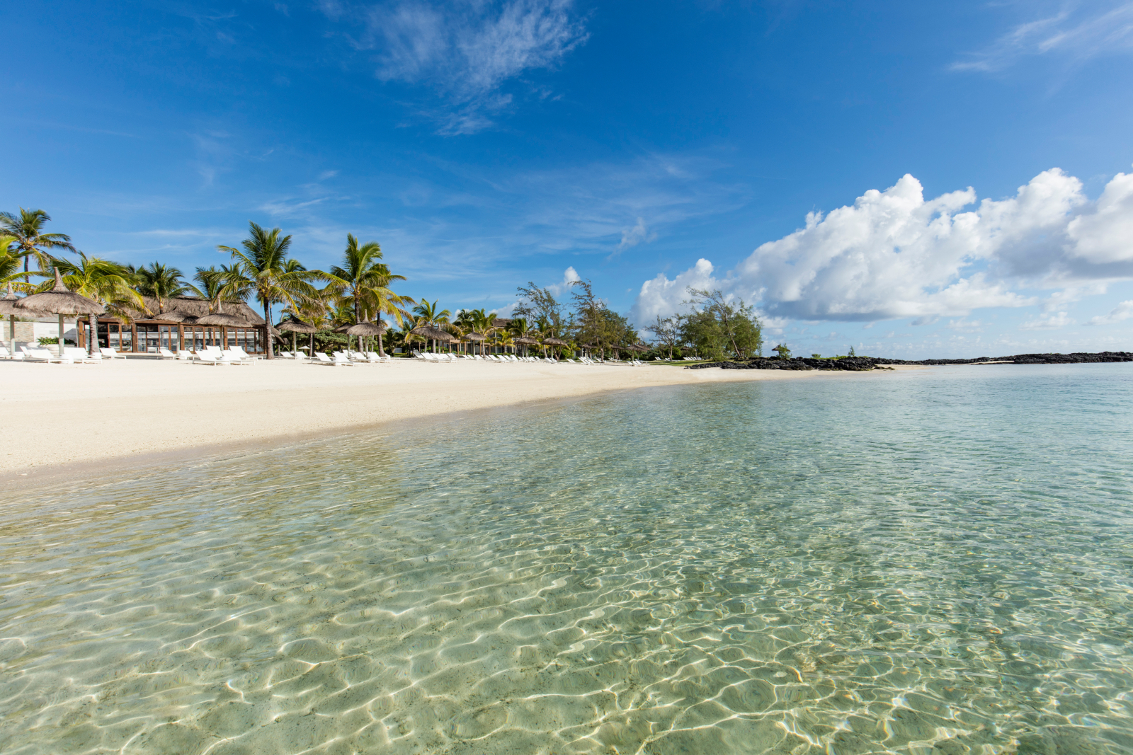 Beaches in Mauritius Long Beach