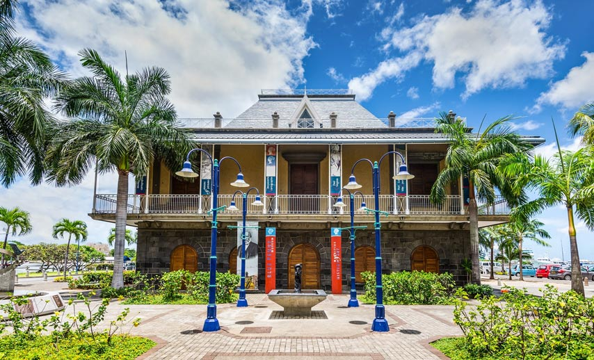Blue Penny Museum Mauritius