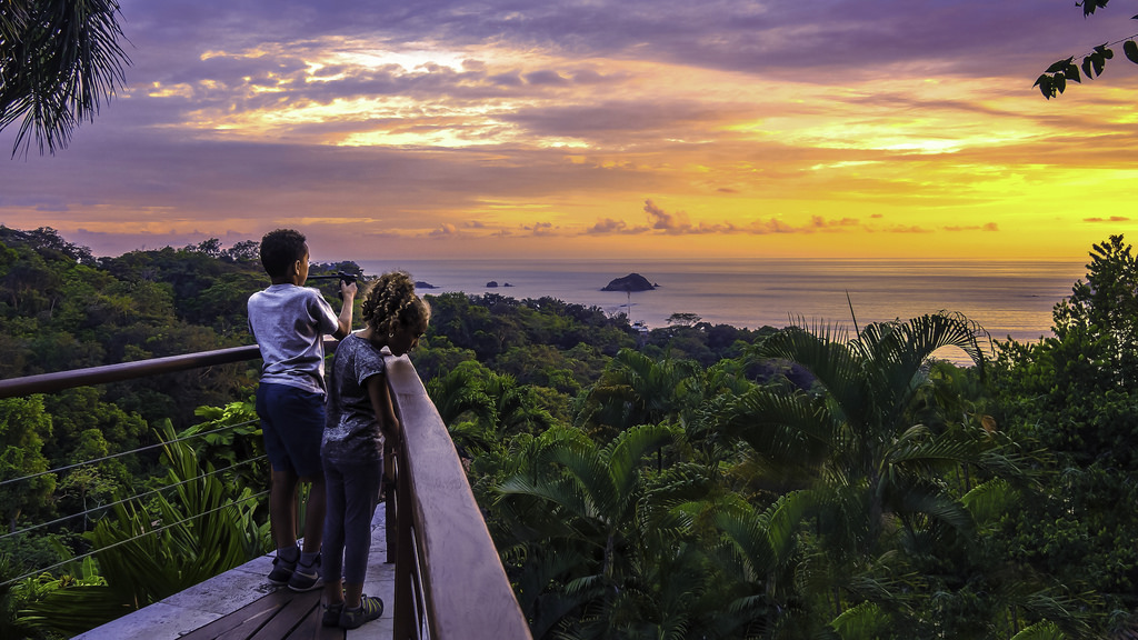 Costa Rica Family Holiday Destination