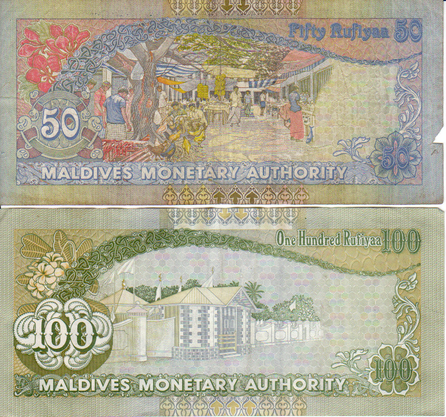 currency maldives
