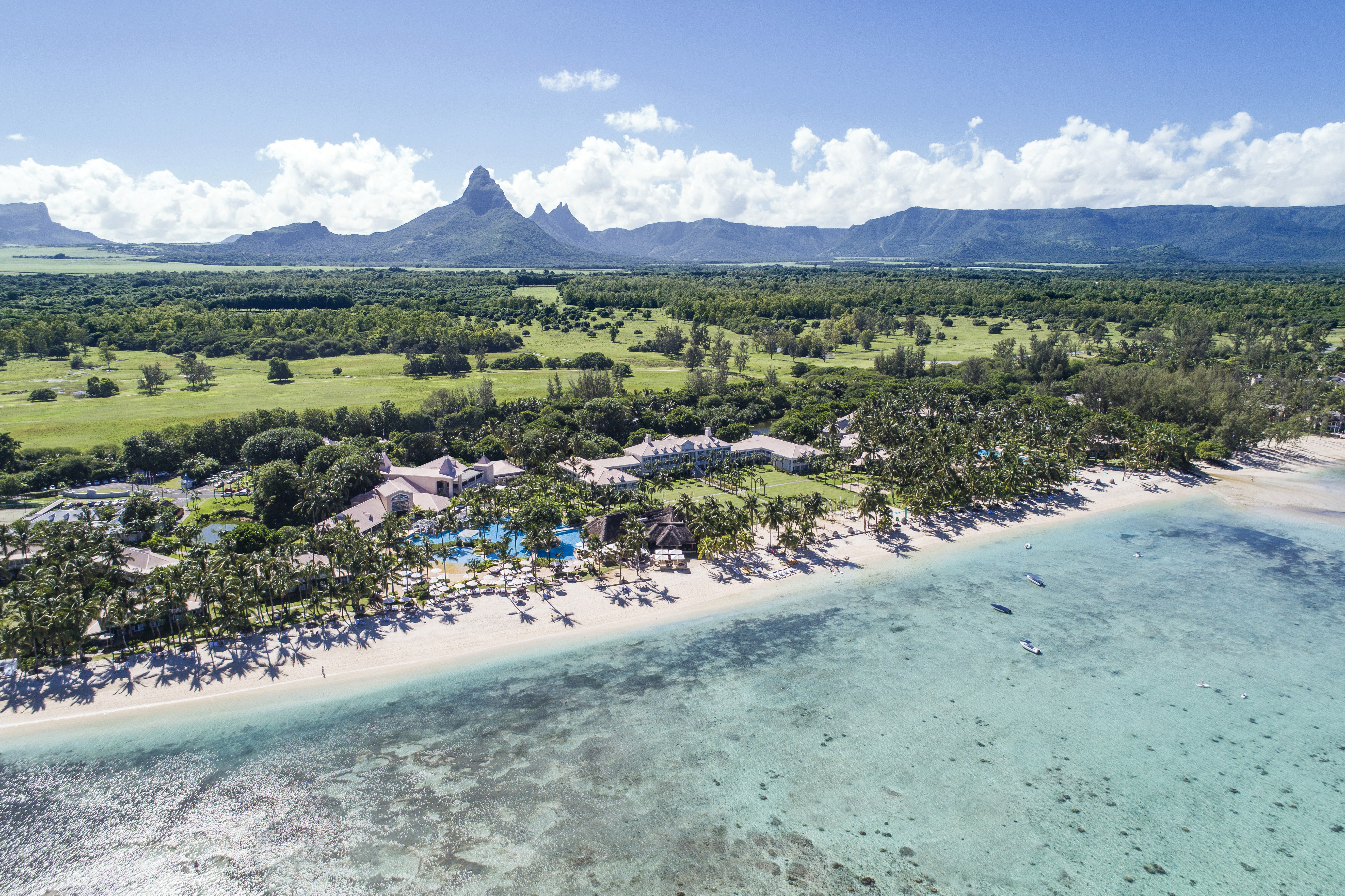 Beaches in Mauritius Sugar Beach