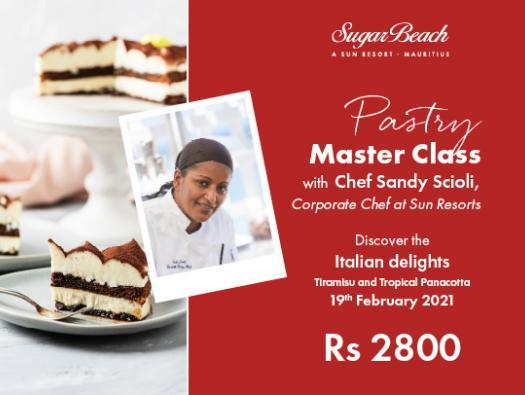 Pastry Master Class