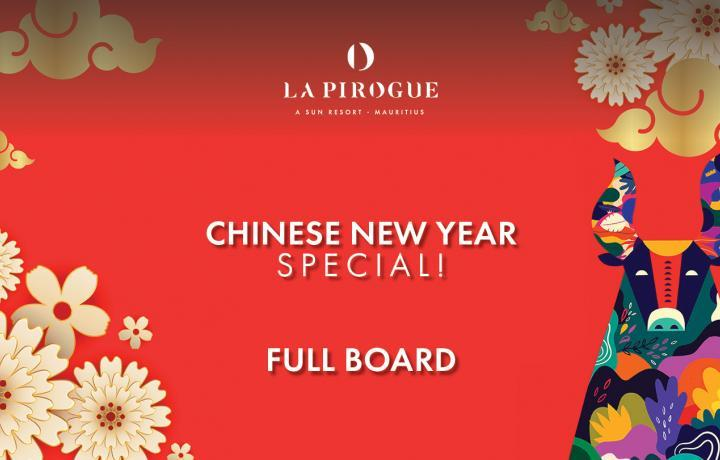 Chinese New Year Special Full-Board