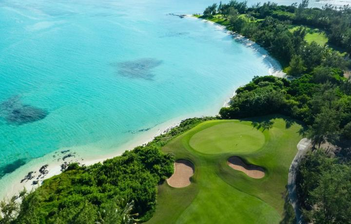 Ile Aux Cerfs Golf Club - Resort with Golf in Mauritius